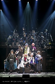 舞台『文豪とアルケミスト 異端者ノ円舞(ワルツ)』大阪公演初日ゲネプロレポート