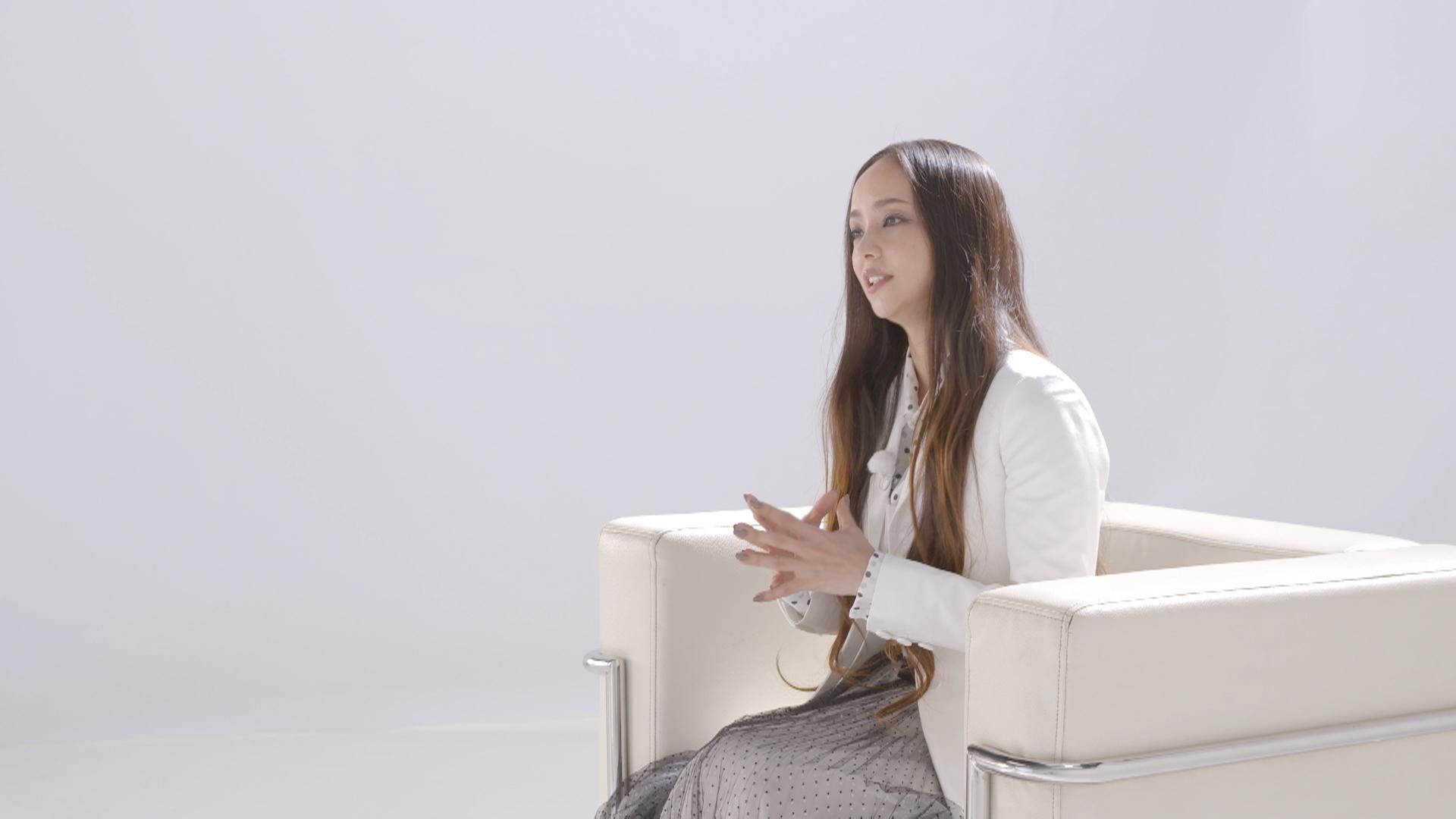 """安室奈美恵『Documentary of Namie Amuro""""Finally""""』エピソード5"""