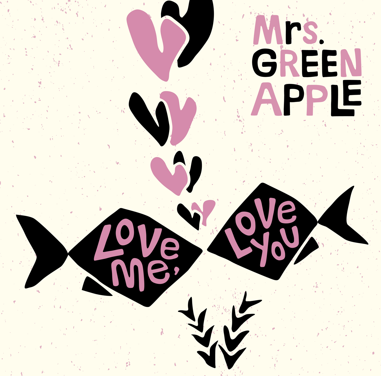 Mrs. GREEN APPLE「Love me, Love you」通常盤