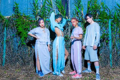 女王蜂、新曲「催眠術」の音源をファンクラブにて初解禁へ シングルリリースパーティーのインスタライブ中継も決定