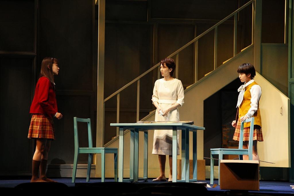 M&Oplaysプロデュース『DOORS』舞台写真  撮影:渡部孝弘