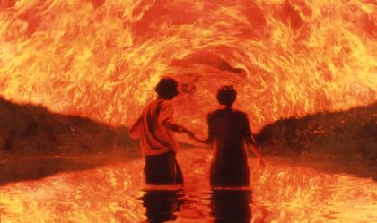 稲垣吾郎「いまではぼくの美意識の礎となっています」 岩井俊二監督らが手塚眞監督の映画『白痴』デジタルリマスター版公開にコメント
