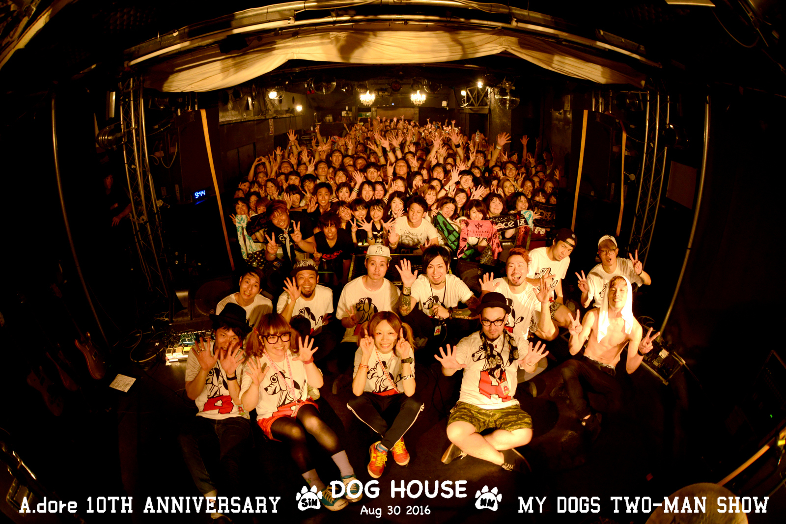 【A DOG HOUSE】NOSEMAKER x SiM