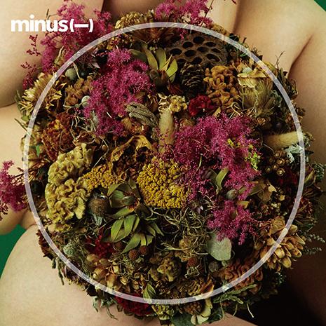 minus(-) 1stアルバム『O』 ジャケット