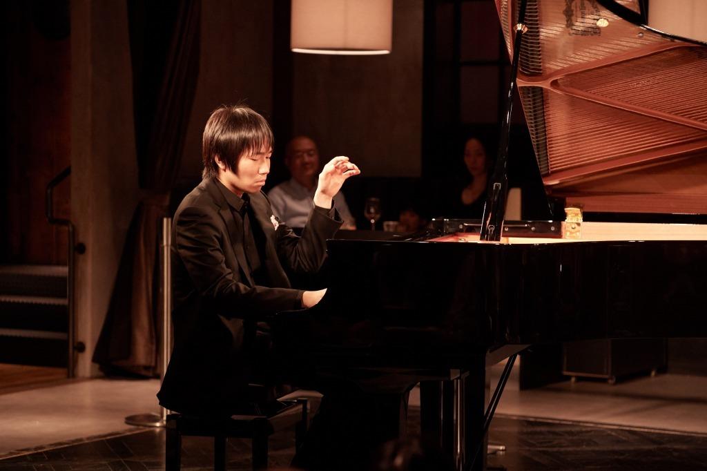 初の『サンデー・ブランチ・クラシック』への出演