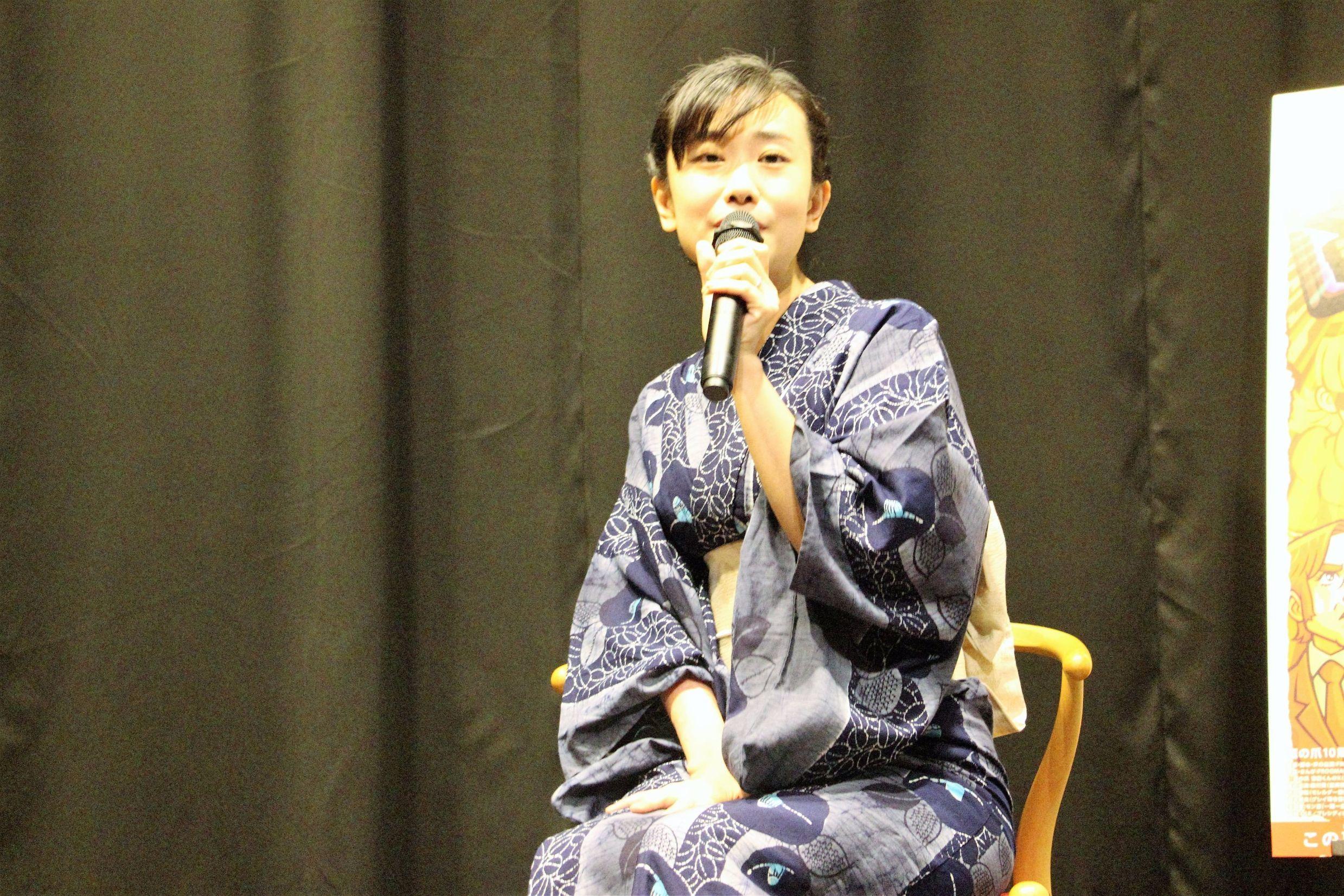 上野アサはFROGMAN作品の女性キャラクターのほとんどを担当する常連声優