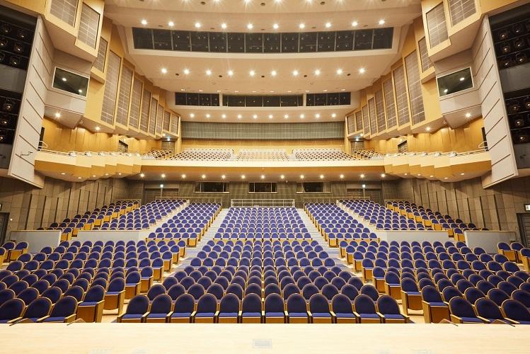 門真市民文化会館ルミエールホール 大ホール