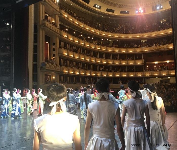 ウィーン国立歌劇場「ザ・カブキ」公演カーテンコール