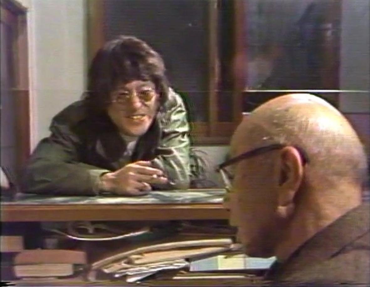 アート・エイジェンシー・トウキョウ『伊丹十三のアートレポート「質屋にて」』1976年