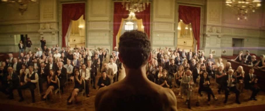 映画『THE MAN WHO SOLD HIS SKIN(英題)』  (C)2020 – TANIT FILMS – CINETELEFILMS – TWENTY TWENTY VISION – KWASSA FILMS  – LAIKA FILM & TELEVISION – METAFORA PRODUCTIONS - FILM I VAST - ISTIQLAL FILMS - A.R.T - VOO & BE TV
