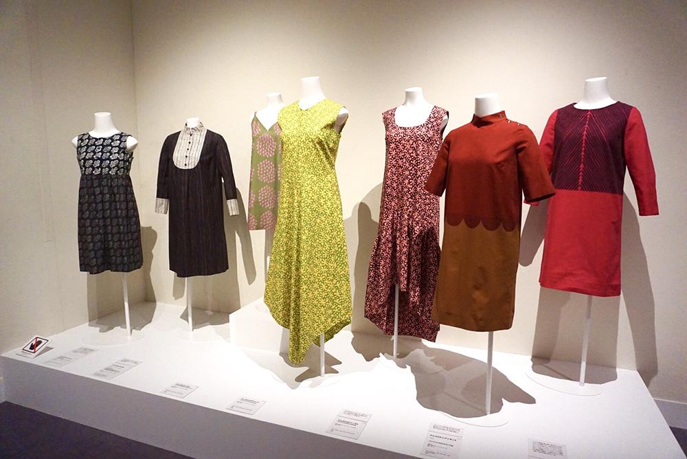1960年代のアンニカ・リマラのドレスたち