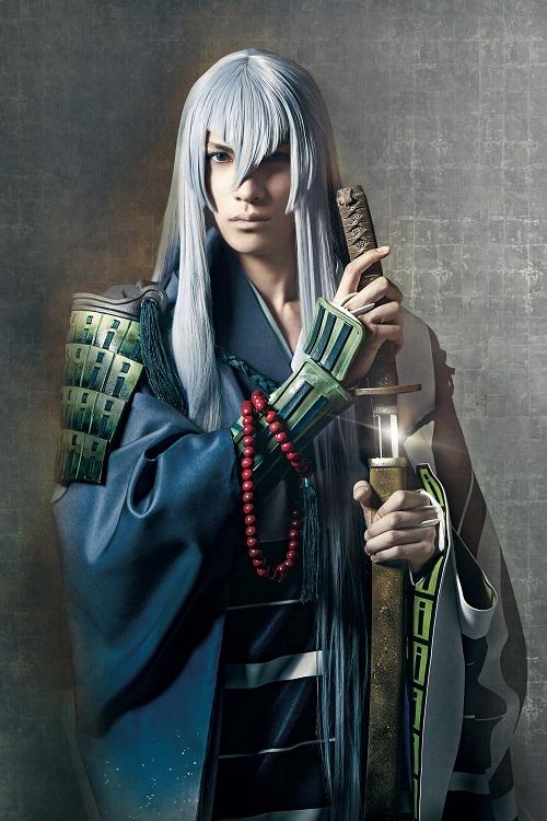 江雪左文字(輝馬) ©舞台『刀剣乱舞』製作委員会