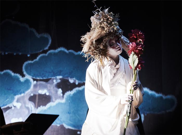 「中村壱太郎×尾上右近 ART歌舞伎」 ~ 四幕「花のこゝろ」