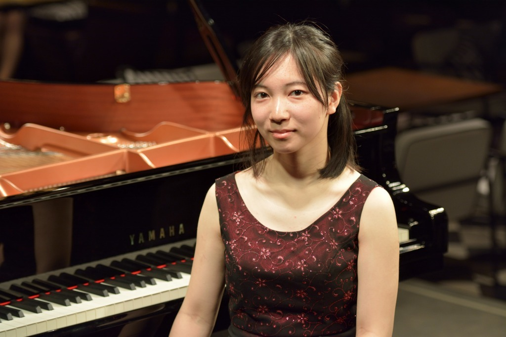 尾崎未空(ピアノ)
