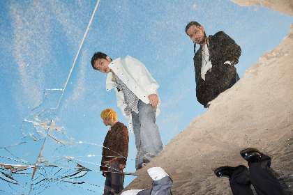 Age Factory、アルバム『Pure Blue』発売決定 全国6カ所を回るワンマンリリースツアーの開催も発表