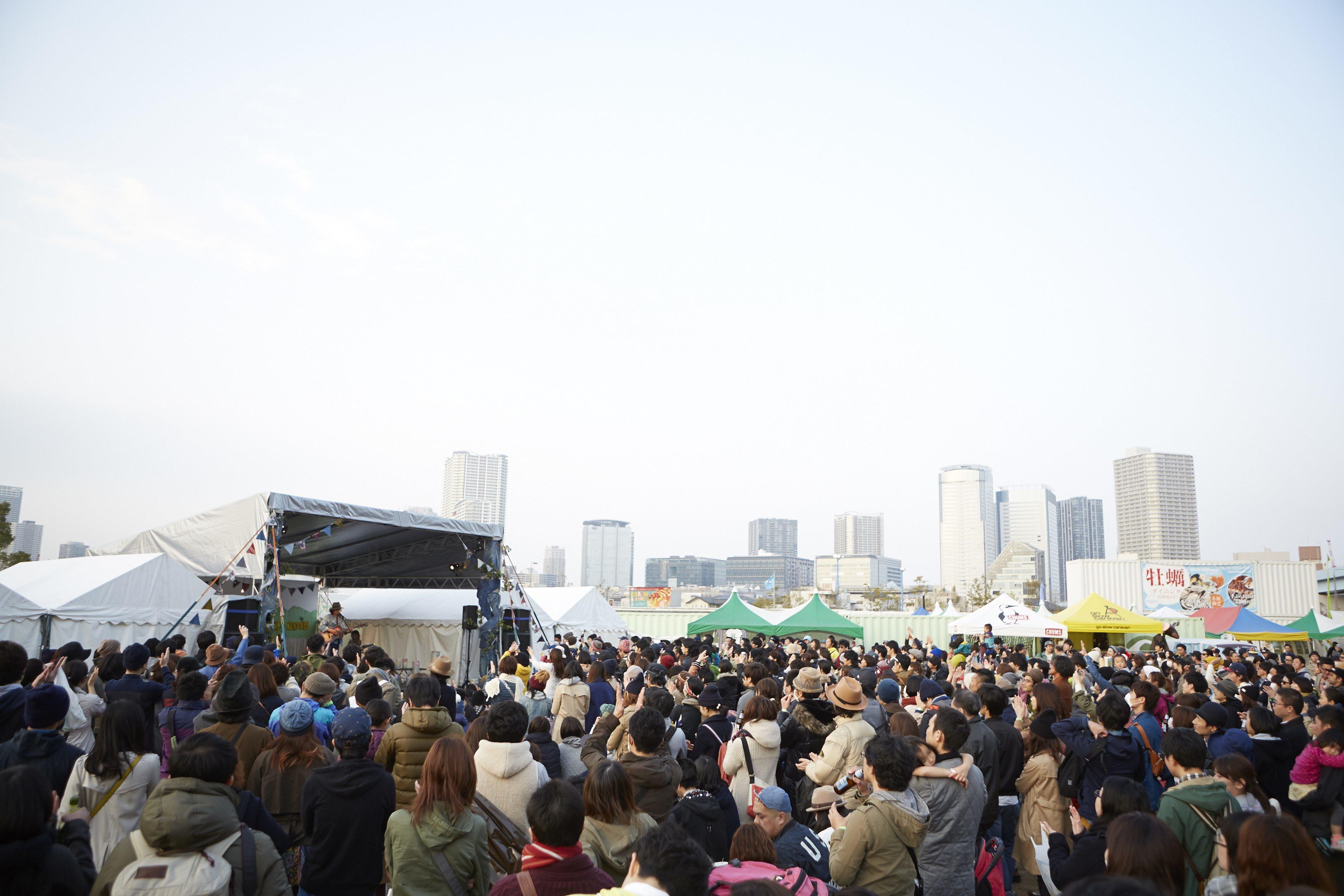 TOKYO OUTDOOR WEEKEND2016