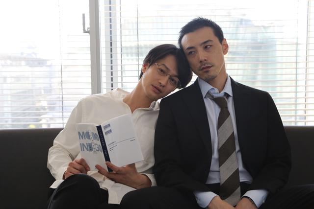 『ポルノグラファー~インディゴの気分~』  (C)丸木戸マキ/祥伝社 フジテレビジョン