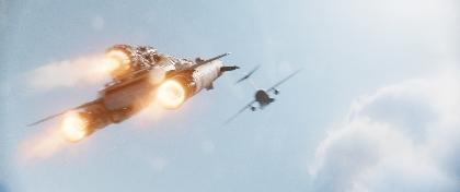 磁石の力で車両を破壊!ジェット装備で空を飛ぶ車も 『ワイルド・スピード/ジェットブレイク』予告編を公開
