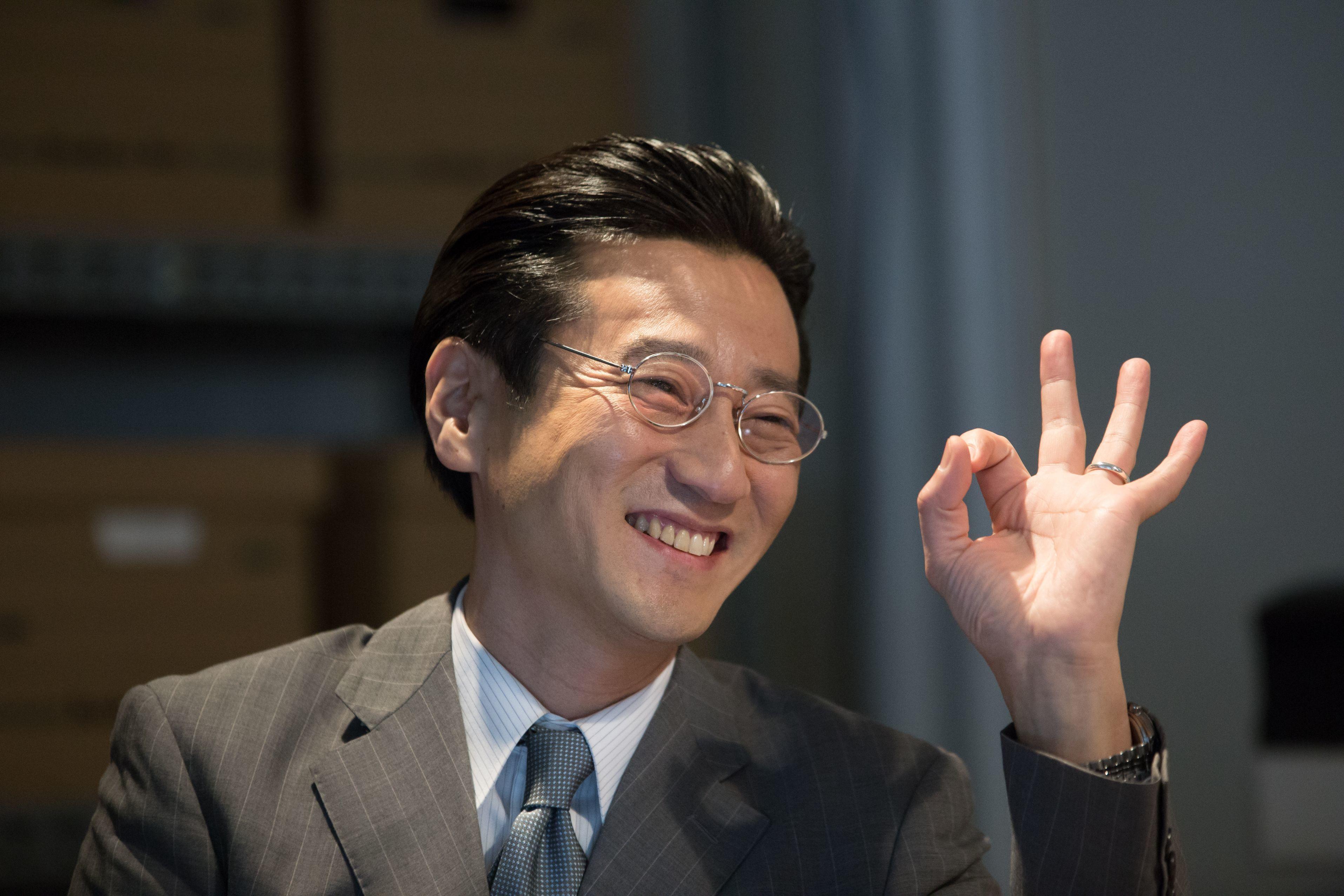 『闇金ドッグス3』津田寛治 (C)2016「闇金ドッグス2&3」製作委員会
