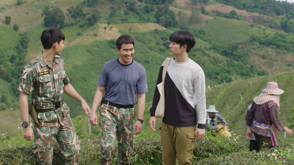 『A Tale of Thousand Stars』、ティアンと森林警備隊 (C)GMMTV