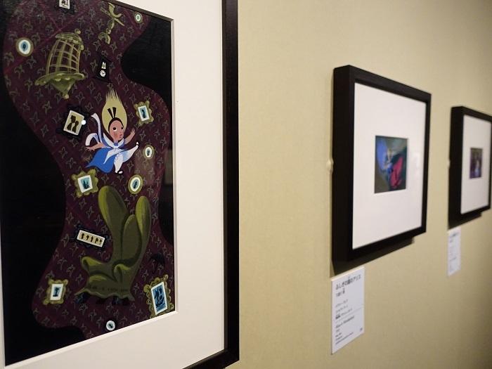 メアリー・ブレアによる『ふしぎの国のアリス』コンセプトアート All Disney artwork © Disney Enterprises Inc.