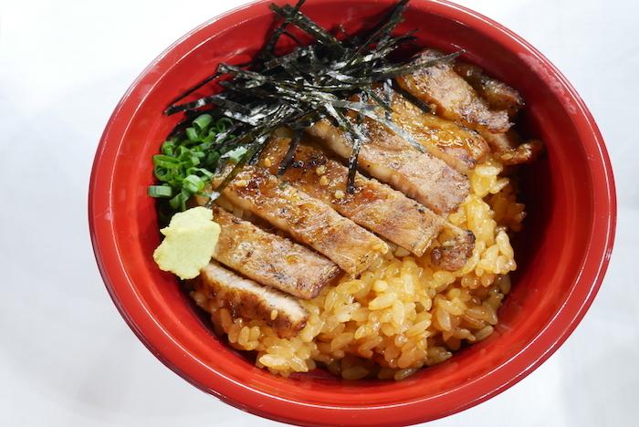 信州高森PORKひつまぶし丼(長野県)