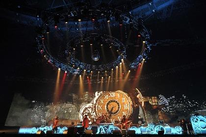 シド 深い感情と記憶を乗せて挑んだ晴れ舞台、初の横浜アリーナ公式ライブレポート