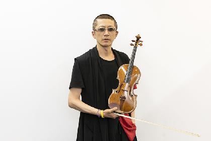 ヴァイオリニスト石田泰尚インタビュー 主宰する硬派弦楽アンサンブル「石田組」初のサントリーホール公演についてきく