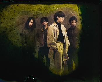 LAMP IN TERRENのドラマー・川口大喜、年内をもって脱退