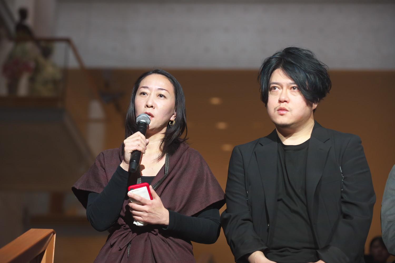 日本科学未来館展示企画開発課長 内田まほろ氏