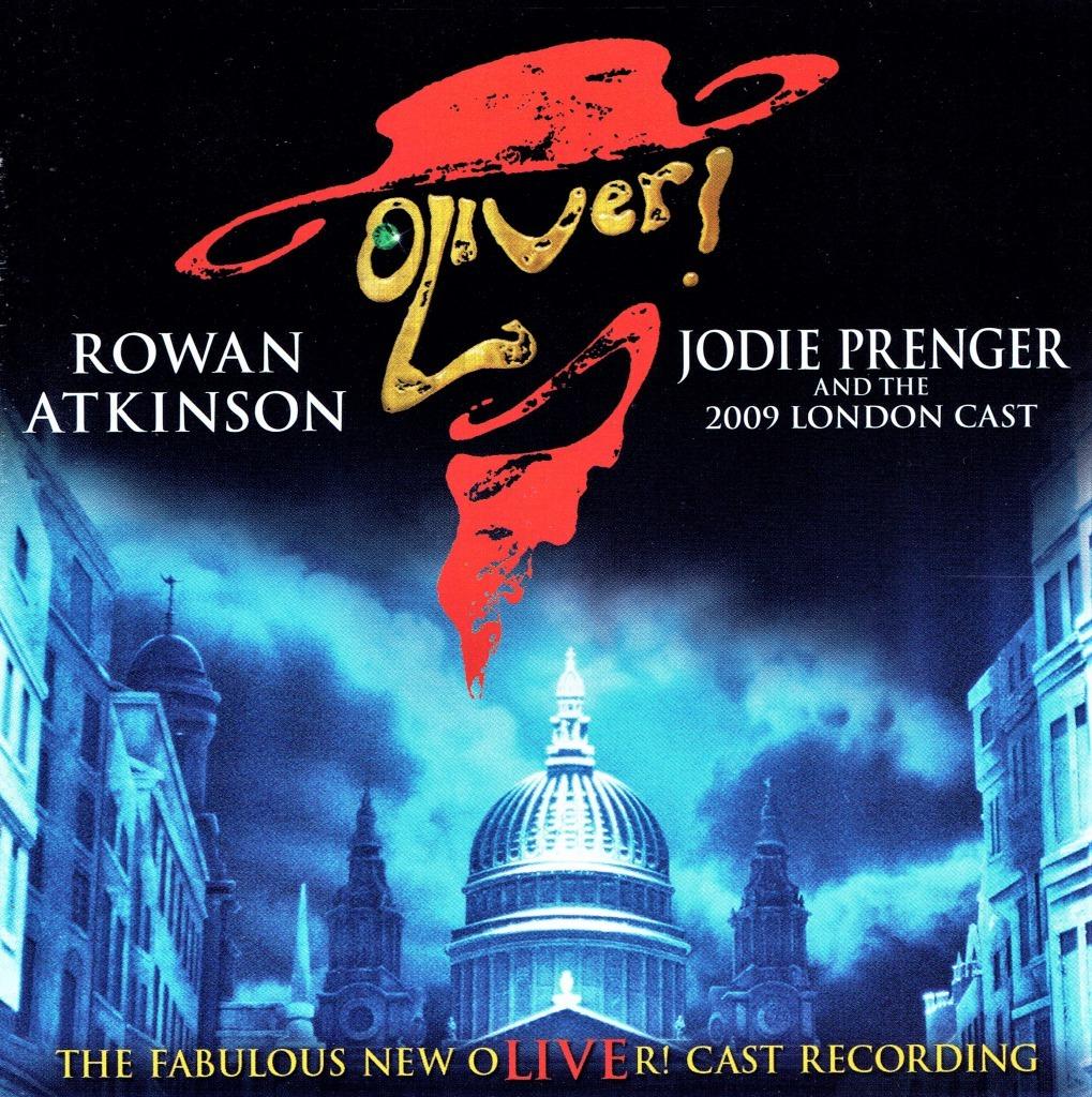 2009年のウエストエンド再演版『オリバー!』をライブ収録したCD(輸入盤)