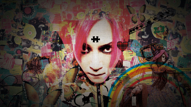 「hide 50th anniversary FILM『JUNK STORY』」キービジュアル (c)HEADWAX ORGANIZATION CO., LTD. (c)2015 hide 50th anniversary FILM「JUNK STORY」