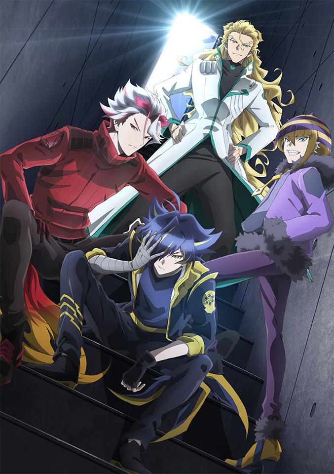 TVアニメ『SHOW BY ROCK!!ましゅまいれっしゅ!!』新バンド「DOKONJOFINGER」 (C)2012,2019 SANRIO CO.,LTD. SHOWBYROCK!!製作委員会M