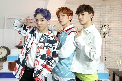 """EXO、""""さしめし""""でユニット EXO-CBXの日本デビュー決定を発表 「期待していてください!」"""