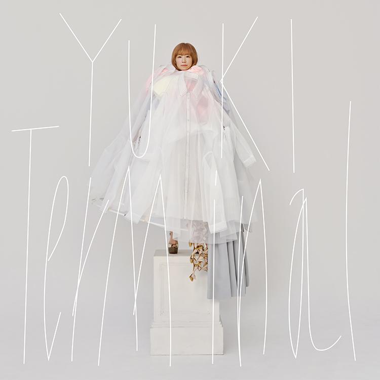 YUKI アルバム『Terminal』通常盤