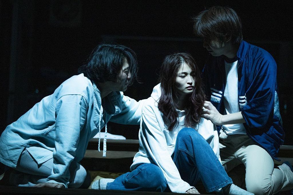 劇団時間制作 舞台『迷子』舞台写真