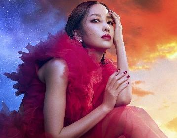 中島美嘉、「SYMPHONIA / 知りたいこと、知りたくないこと」両楽曲をイメージした新ビジュアル第一弾解禁