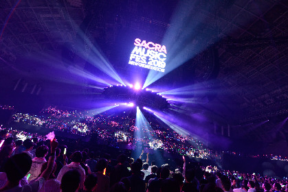 アニソン界注目のレーベルが12000人のオーディエンスを魅了!『SACRA MUSIC FES. 2019 -NEW GENERATION-』DAY-1レポート