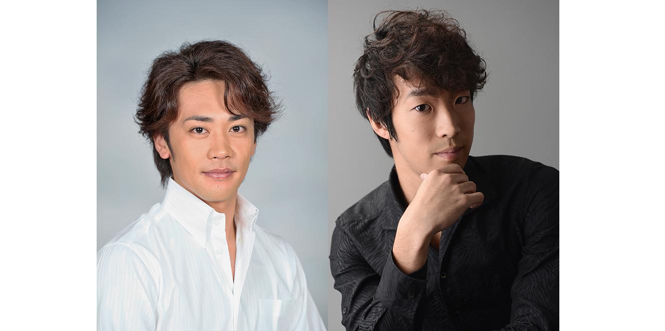 (左から)橋本直樹/浅田良和