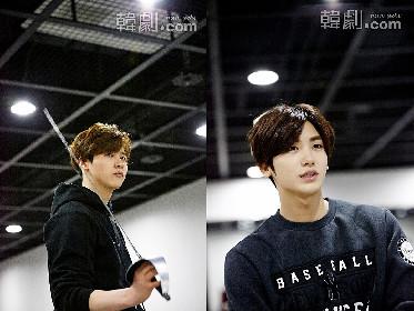[韓国MUSICAL]ZE:Aヒョンシク、B1A4サンドゥル、シヌゥ出演『三銃士』稽古場写真公開