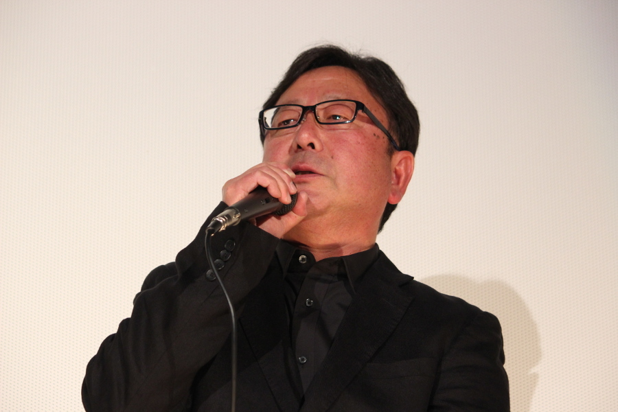 東伸児監督
