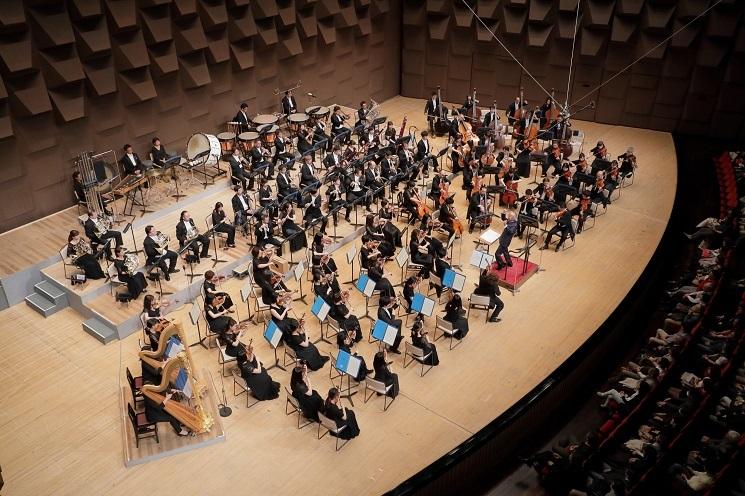 今回のプログラムは東京サントリーホールでも演奏される (C)飯島隆