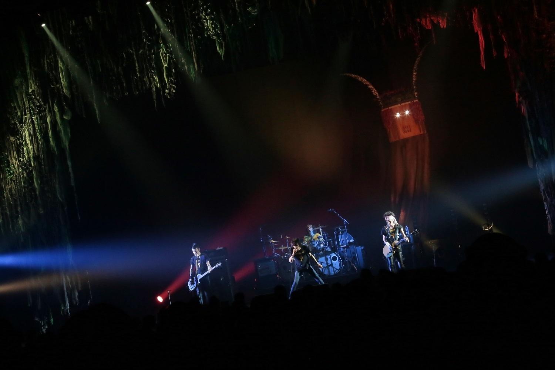 ザ・クロマニヨンズ  Photo by 柴田恵理