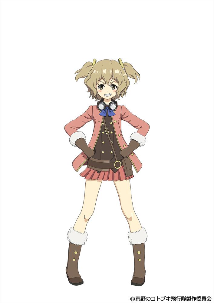チカ cv.富田美憂 隊の最年少で、考えるより先に手が出る元気っ娘。セオリーを無視した動きで、相手を翻弄する戦い方が特徴。