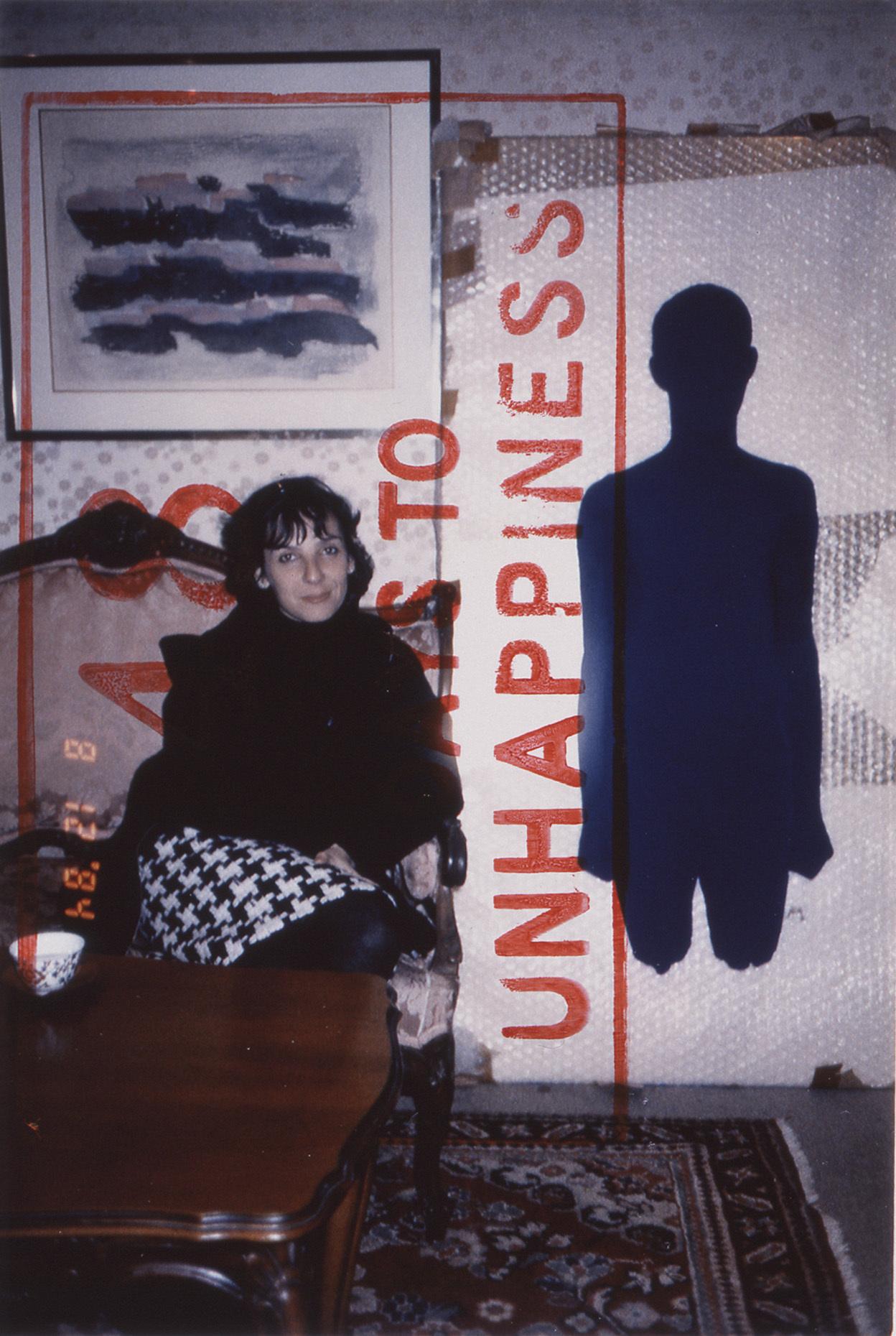 Sophie Calle Exquisite Pain, 1984-2003 (C) Sophie Calle / ADAGP, Paris 2018 and JASPAR, Tokyo, 2018