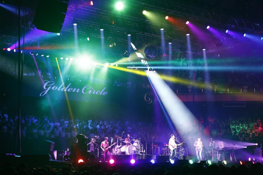 『寺岡呼人presents Golden Circle 第20回記念スペシャル ~僕と桜井和寿のメロディー~』 撮影=ほりたよしか