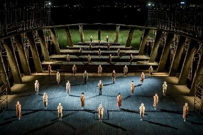 維新派のラスト公演『AMAHARA』、7/26(水)13時よりチケット発売開始
