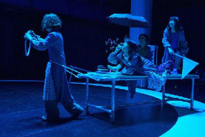 サンプル現体制での最終公演「ブリッジ」が開幕、雑誌「サンプル」発行も