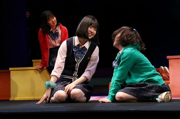 演劇女子部『眠れる森のビヨ』より