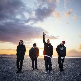 The BONEZ 2年ぶりフルアルバム『WOKE』発売&一夜限りのプレミアムライブ開催を発表